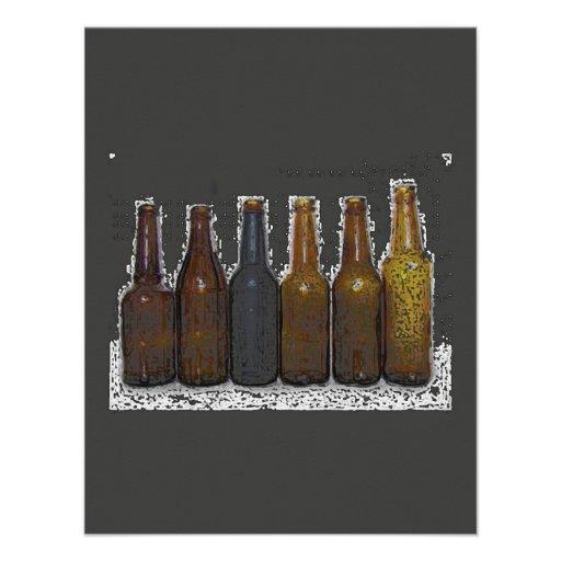 De Uitnodiging van het bier - het Bier nodigt/Aank