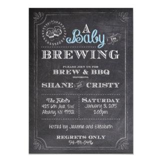 De Uitnodiging van het Bier van Fistle 12,7x17,8 Uitnodiging Kaart
