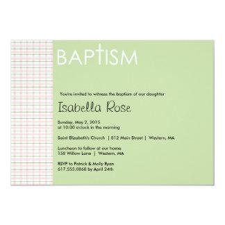 De Uitnodiging van het doopsel