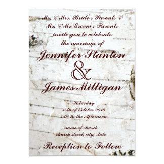De uitnodiging van het huwelijk