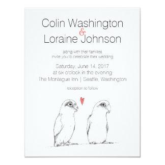 De Uitnodiging van het Huwelijk van de Illustratie