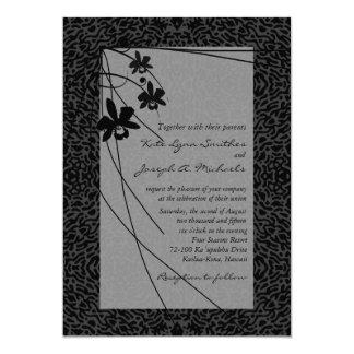 De Uitnodiging van het Huwelijk van de schemer