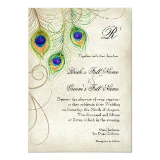De Uitnodiging van het Huwelijk van de Veren van