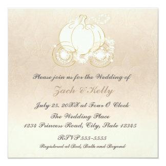De Uitnodiging van het Huwelijk van het Vervoer