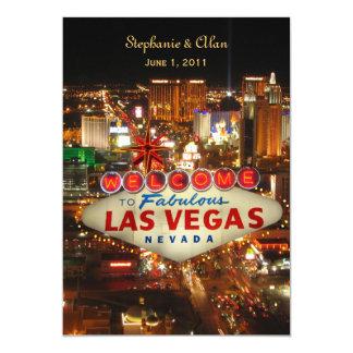 De Uitnodiging van het Huwelijk van Las Vegas