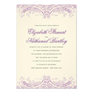 De Uitnodiging van het Huwelijk van Victoria in