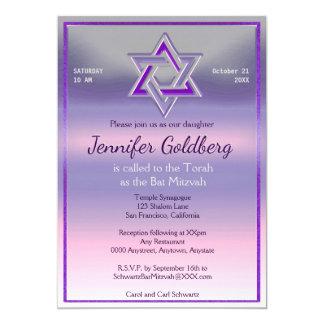 De Uitnodiging van Mitzvah van de knuppel