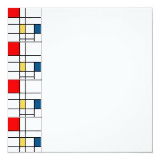 De Uitnodiging van Mondrian