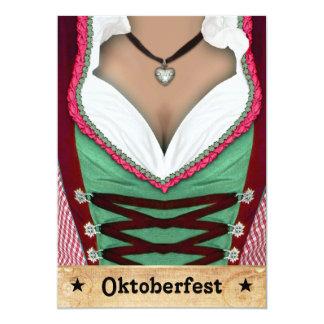 De Uitnodiging van Oktoberfest