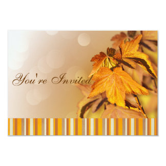 De Uitnodiging van thanksgiving day