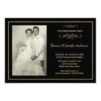 De Uitnodigingen van de Foto van het Jubileum van
