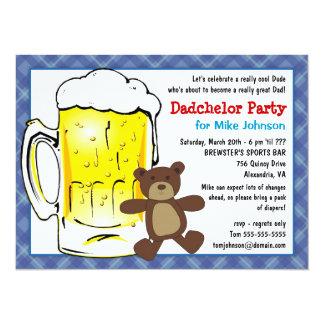 De Uitnodigingen van de Partij van Dadchelor van