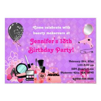 De Uitnodigingen van de Partij van de Meisjes van