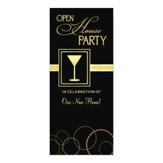 De Uitnodigingen van de Partij van de opendeurdag