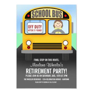 De Uitnodigingen van de Partij van de Pensionering