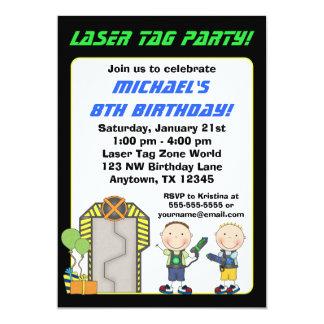 De Uitnodigingen van de Partij van de Verjaardag