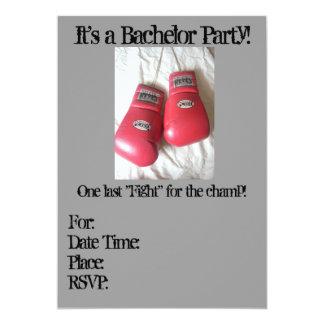 De Uitnodigingen van de Partij van de VRIJGEZEL