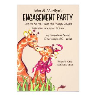 De Uitnodigingen van de Partij van het Verloving