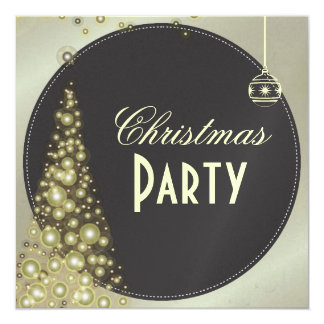 De uitnodigingen van de Partij van Kerstmis,