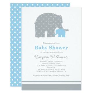De Uitnodigingen van het Baby shower van de