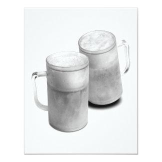 De Uitnodigingen van het bier - het Bier nodigt
