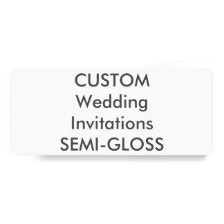 De Uitnodigingen van het Huwelijk van de