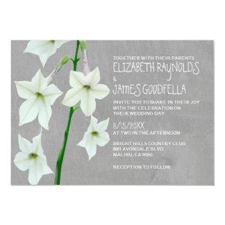 De Uitnodigingen van het Huwelijk van de jasmijn