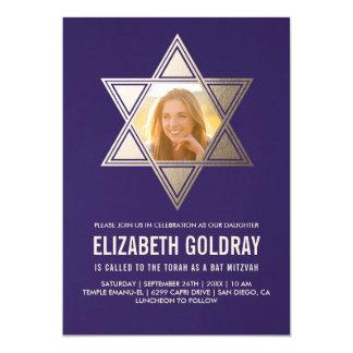 De Uitnodigingen van Mitzvah van de knuppel |