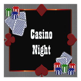 De Uitnodigingen van Prom van het Casino van Las