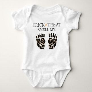 De Uitrusting van Halloween van het baby Romper