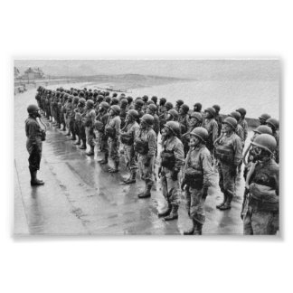 De Uniformen Gasmasks van het gevecht Poster
