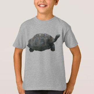 De Unisex- Kinder T-shirt van de schildpad