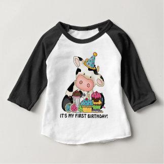 De unisex- t-shirt van de Verjaardag van de