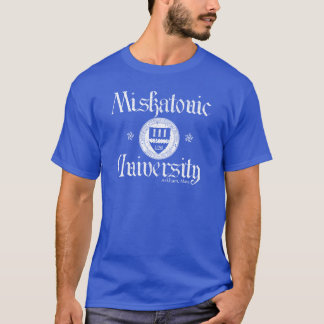 De Universitaire School van Miskatonic van T Shirt