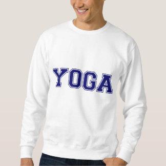 De Universitaire Stijl van de yoga Trui