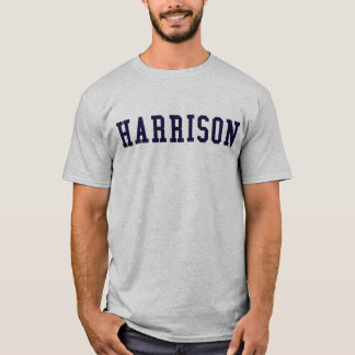 De Universitaire T-shirt van Harrison