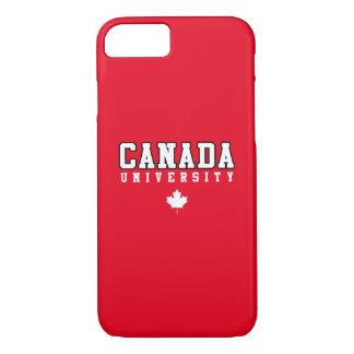 De Universiteit van Canada iPhone 8/7 Hoesje