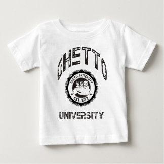 De Universiteit van het getto Baby T Shirts