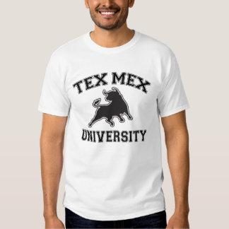 De Universiteit van Tex Mex T Shirts
