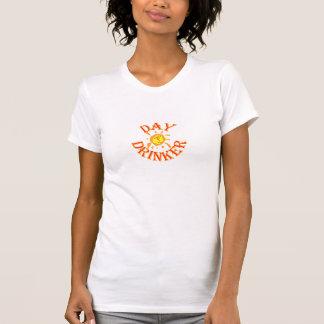 De v-Hals van dames Micro- Vezel T Shirt