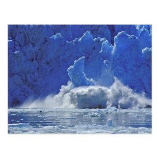 De V.S., Alaska, Juneau. Een deel van de Zager van Briefkaart