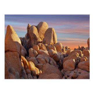 De V.S., Californië, het Nationale Park van de Briefkaart