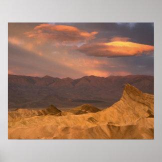 De V.S., Californië, het Nationale Park van de Val Poster