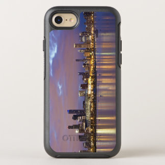 De V.S., Illinois, Chicago, de horizon van de Stad OtterBox Symmetry iPhone 8/7 Hoesje