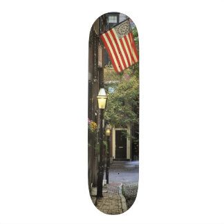 De V.S., Massachusetts, Boston, de Heuvel van het 18,1 Cm Old School Skateboard Deck