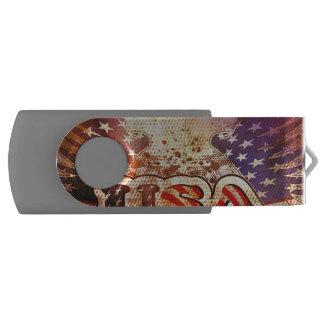 De V.S. met vleugels USB Stick