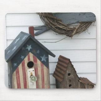 De V.S., Missouri, Herman: Patriottische Vogelhuiz Muismat