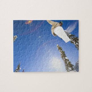 De V.S., Montana, Witte vis, Jong man het Puzzel