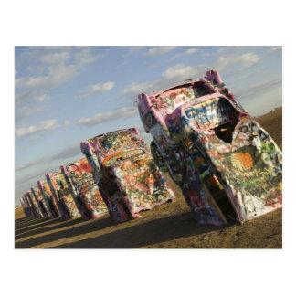 De V.S., TEXAS, Panhandle Gebied, Amarillo: Briefkaart