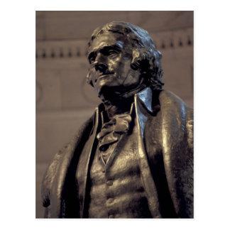 De V.S., Washington DC. Het Gedenkteken van Thomas Briefkaart